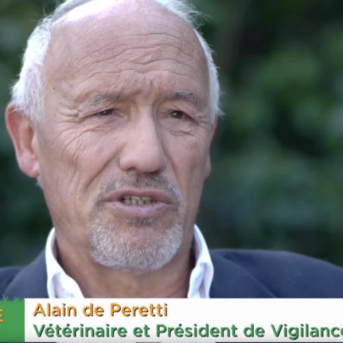 Alain de Peretti : « Vigilance Halal n'est pas un groupuscule ! »