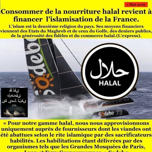 A propos de Sodebo et de l'arrêt de commercialisation du halal